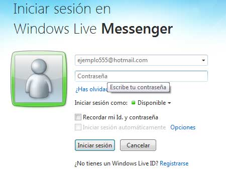 hotmail messenger gratis