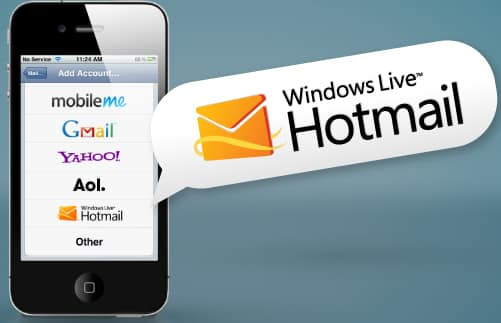 phone hotmail