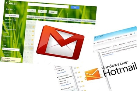 Gmail vs Hotmail