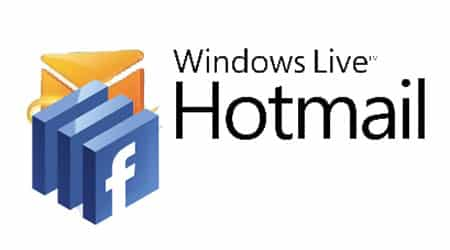hotmail facebook chat