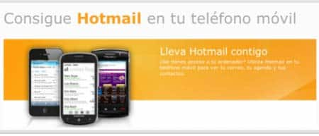 hotmail hotmail android