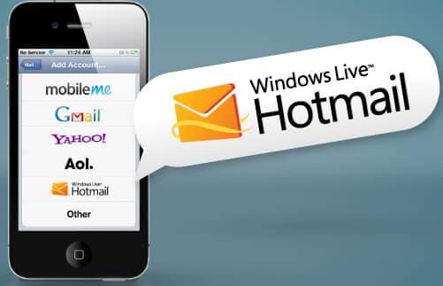 phone hotmail