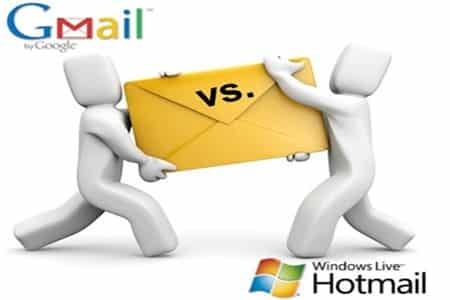 Hotmail Gmail