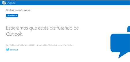 experiencia outlook